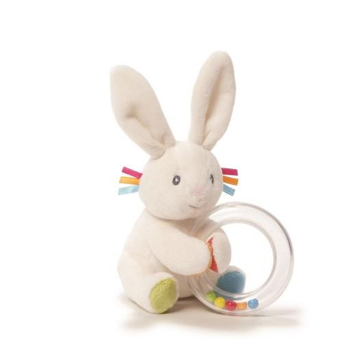 Jasnor  Flora Bunny Rattle