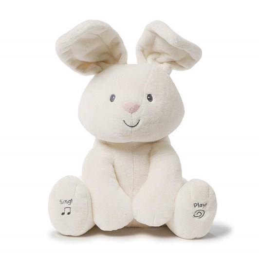 Gund Flora Bunny Animated Plush