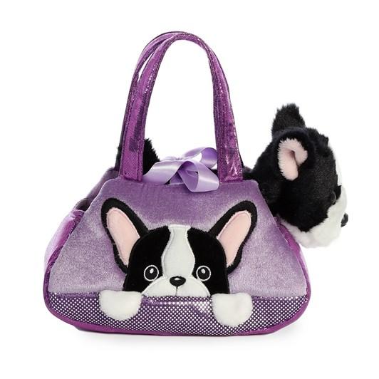 Antics Peek A Boo French Bulldog Purple