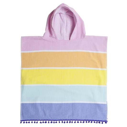 Sunnylife Kids Hooded Fouta Towel Girl