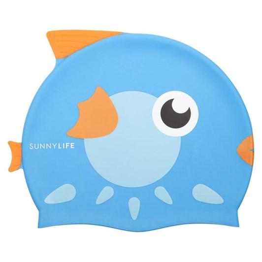 Sunnylife S. Swimming Cap 3-9 Pufferfish