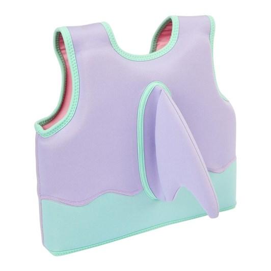 Sunnylife Float Vest 1-2 Dolphin