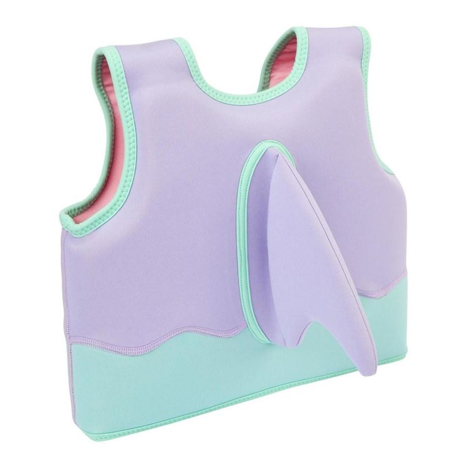 Sunnylife Float Vest 1-2 Dolphin -