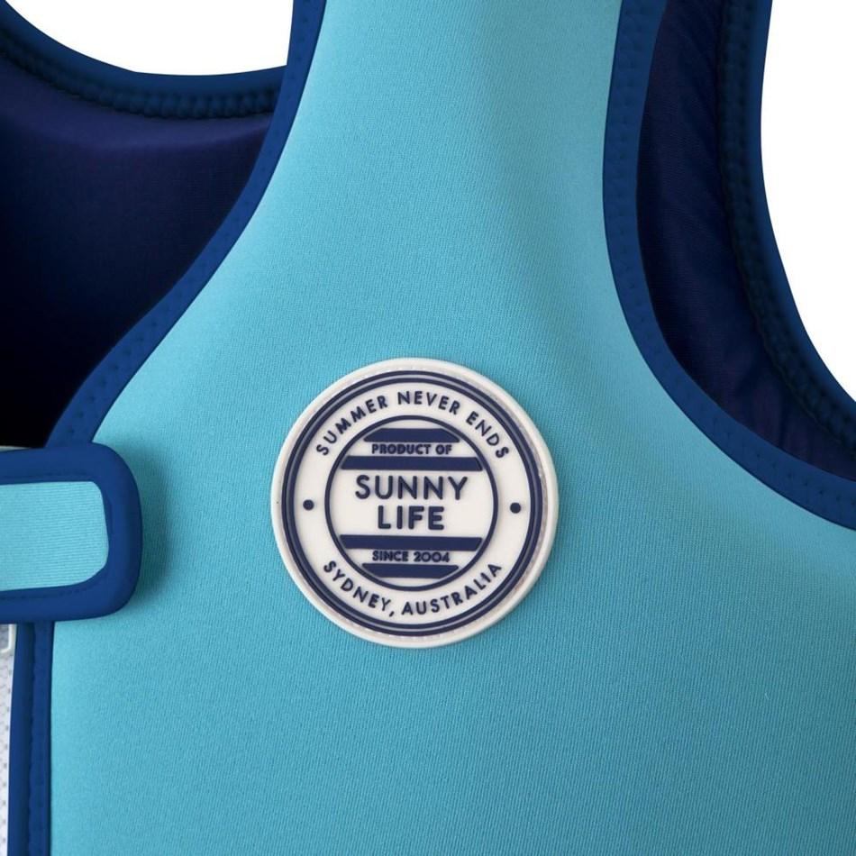 Sunnylife Float Vest 1-2 Sharky - na