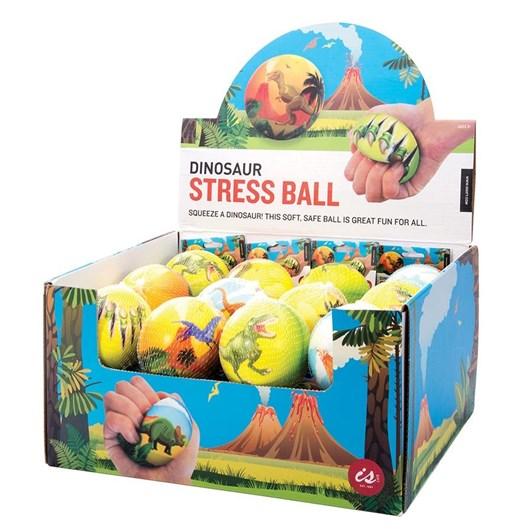 Independence Studios Dino Stress Ball 70Mm