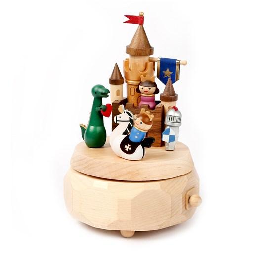 Wooderful Life - Multi Rotate Music Box - Adventure Castle 1pc