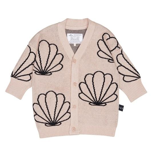 Huxbaby Shell Knit Cardi