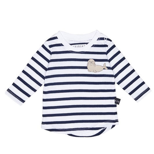 Huxbaby Stripe Ls Top