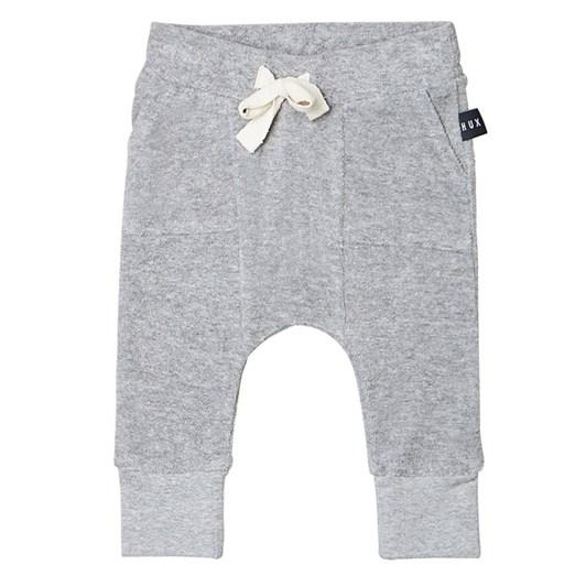 Huxbaby Grey Pocket Drop Crotch Pant