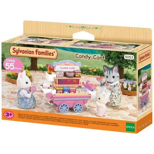 Sylvanian Families Candy Cart