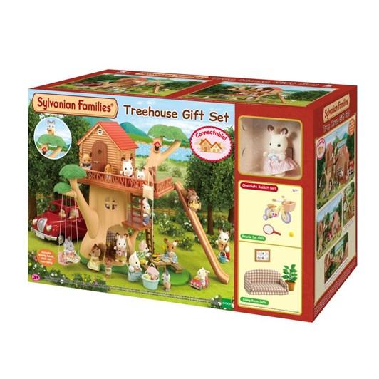 Sylvanian Families Treehouse Gift Set B (Net)