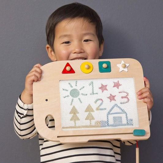 Petit Collage Magic Drawing Board