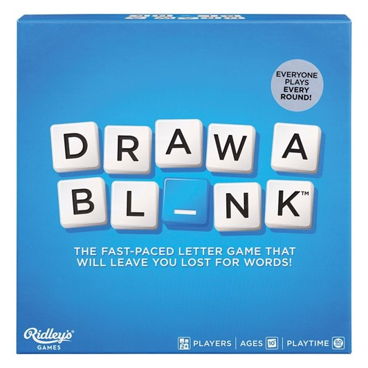 Ridleys Draw A Blank Game