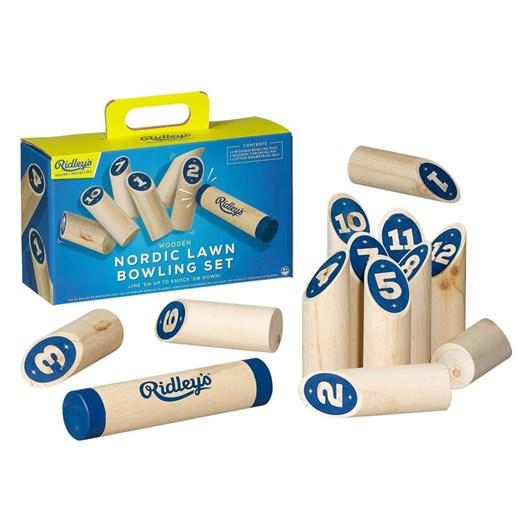 Ridleys Nordic Lawn Bowling Set Sports