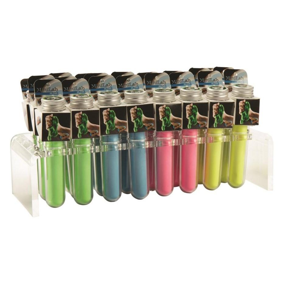 Heebie Jeebies Viscoelastic Slime Mini Lab -