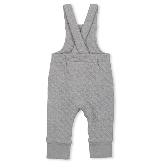 Milky Quilted Overall