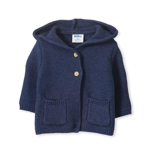 Milky Baby Knit Jacket