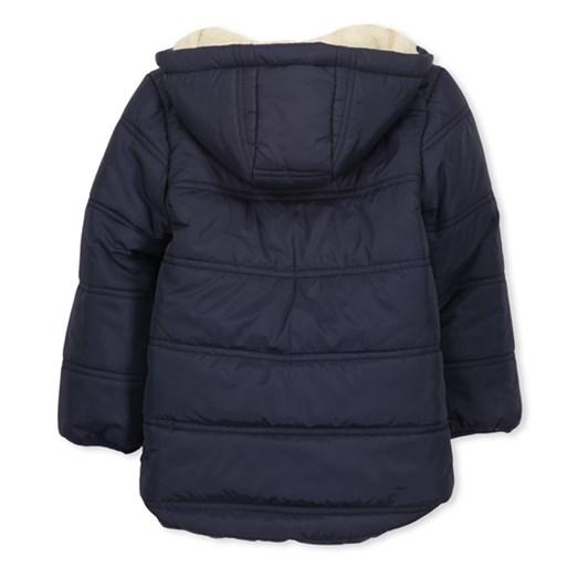 Milky Navy Puffer Jacket