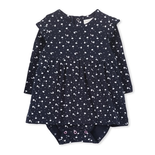 Milky Sweet Floral Baby Dress