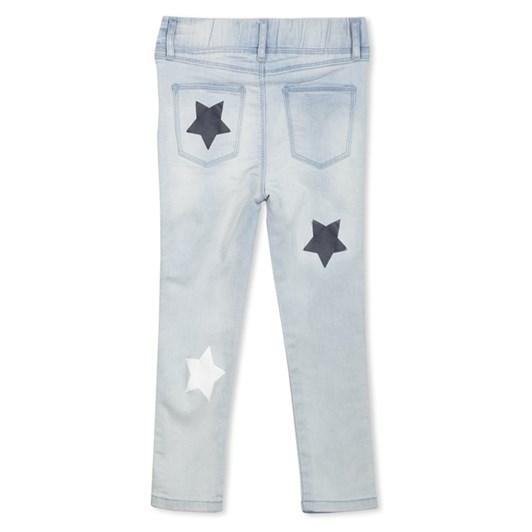 Milky Star Denim Jean