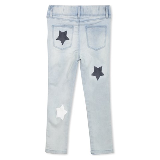 Milky Star Denim Jean