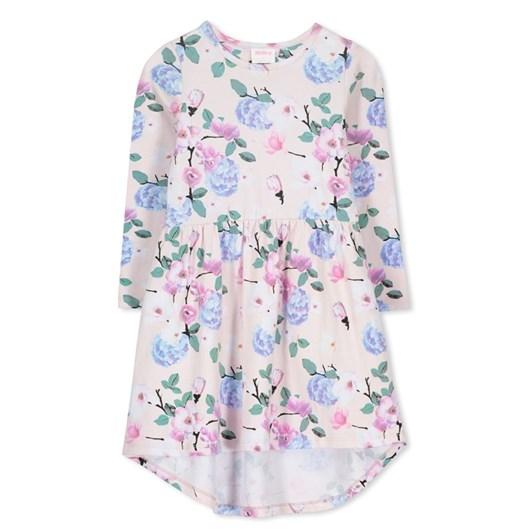 Milky Magnolia Dress