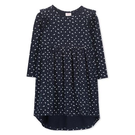 Milky Sweet Floral Dress