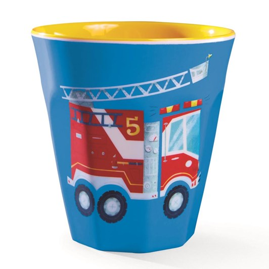 Croc Creek Melamine Cup Busy City