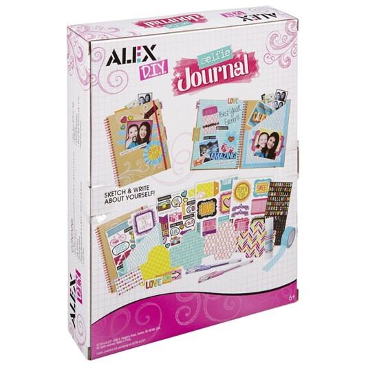 Alex Selfie Journal