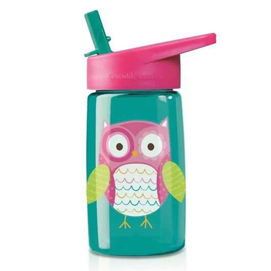 Crock Creek Tritan Drink Bottle Owl