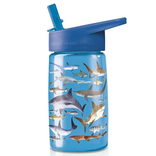 Crock Creek Tritan Drink Bottle Sharks