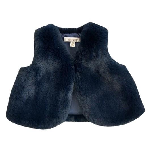 Fox & Finch Whimsical Fur Vest