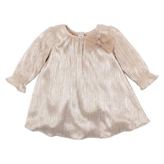 Fox & Finch Sparkle Pleated Dress