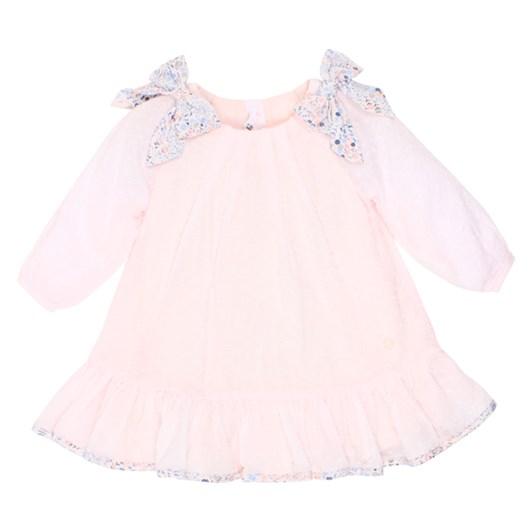 Bebe Viola Bow Dress