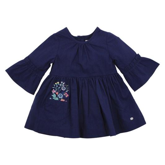 Bebe Olivia Embroidered Dress
