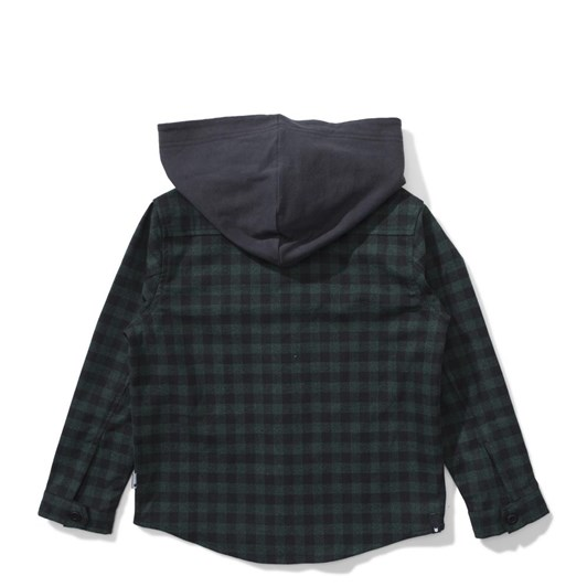 Munsterkids Poly Cotton Shirt