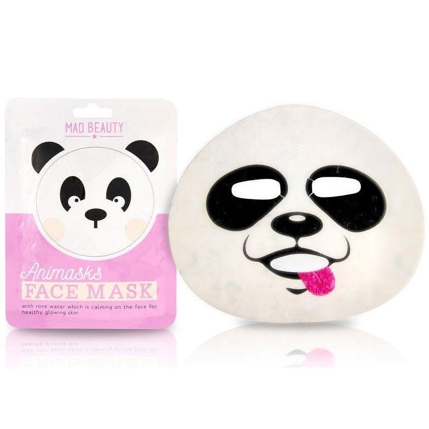 Mad Beauty Animasks Facemasks - Panda -