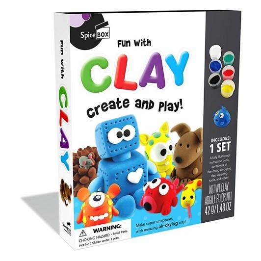 Spice Box Clay