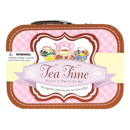 Spice Box Tea Time Paint & Pretend