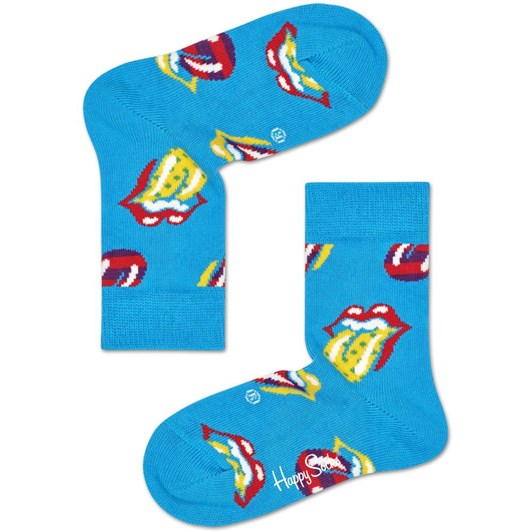 Happy Socks Rolling Stones Out Of Control Sock