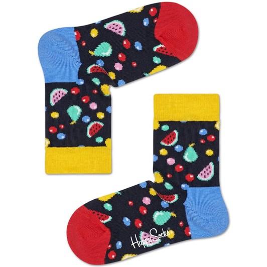 Happy Socks Fruit Salad Sock