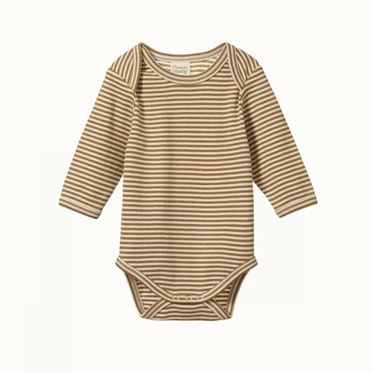 Nature Baby L/S Bodysuit