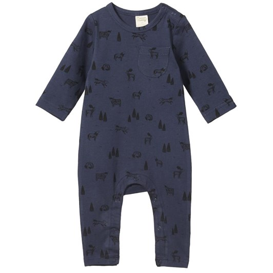 Nature Baby Long Sleeve Romper