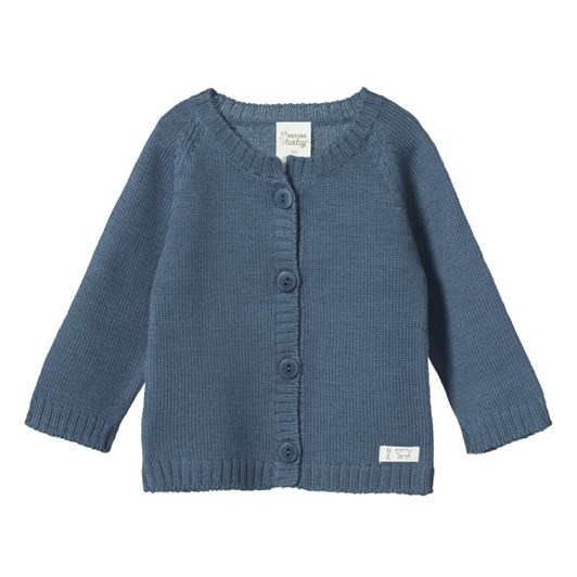 Nature Baby Merino Knit Cardigan