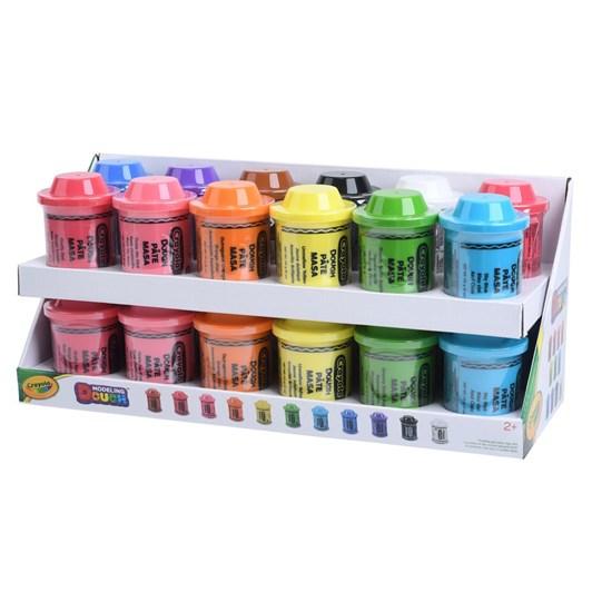 Crayola Dough 2Oz Singles