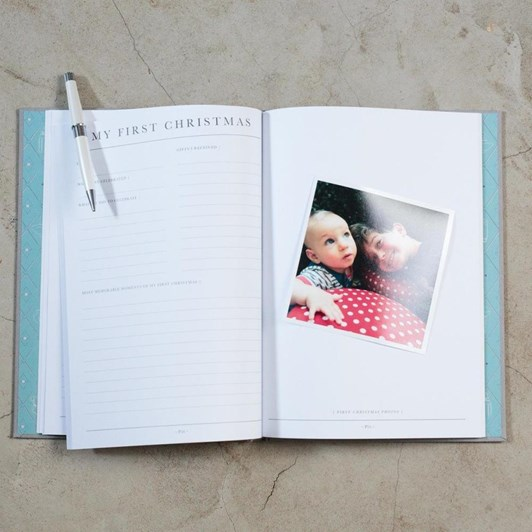 Write To Me Baby Journal - Birth To Five Years