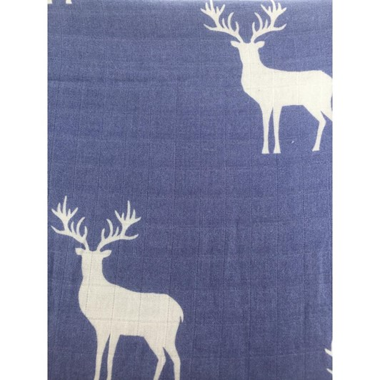Royal Nest Stag Swaddle