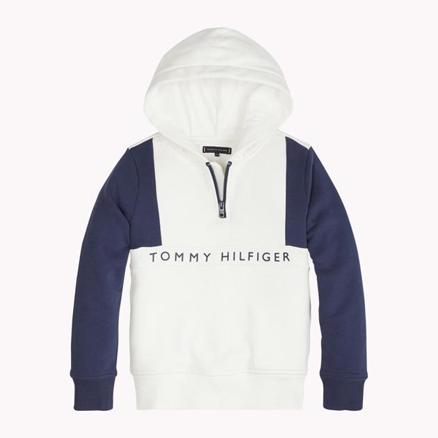 0bbc183fc8f Tommy Hilfiger - Tommy Hilfiger Tommy Colorblock Hoodie ...