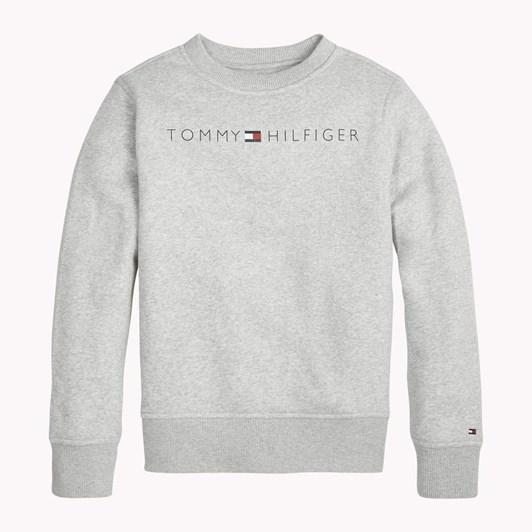 87a5366d Tommy Hilfiger Essential Tommy Logo Sweatshirt ...