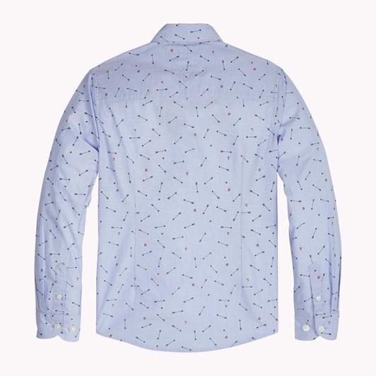 Tommy Hilfiger Arrow Allover Shirt L/S